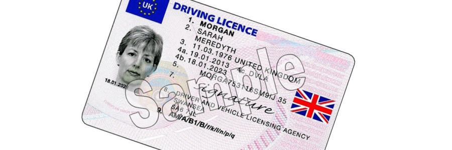 UK driving licence, post Brexit changes.